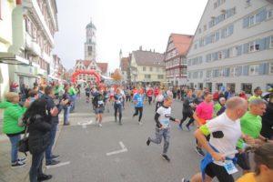 Frauenlauf in Laupheim